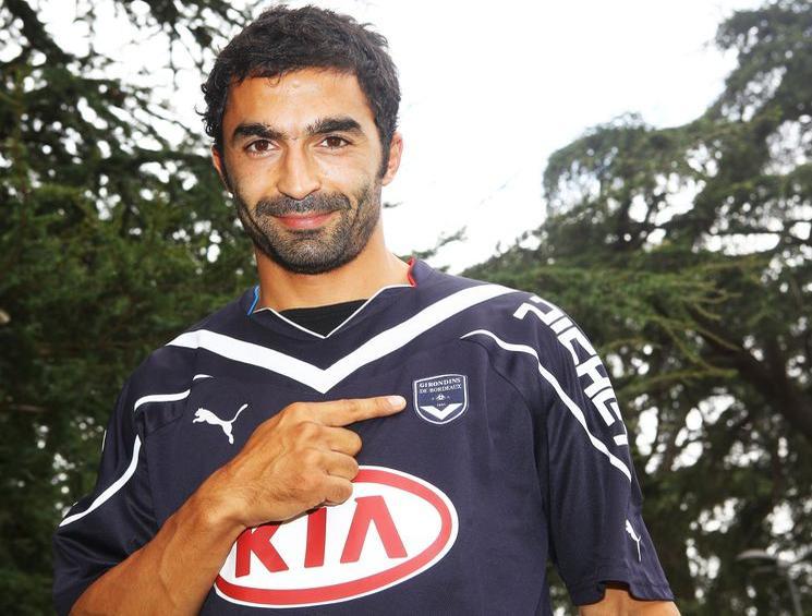 Football : Nouvelle Recrue – Bordeaux – 26.08.2010 – Fahid Ben Khalfallah