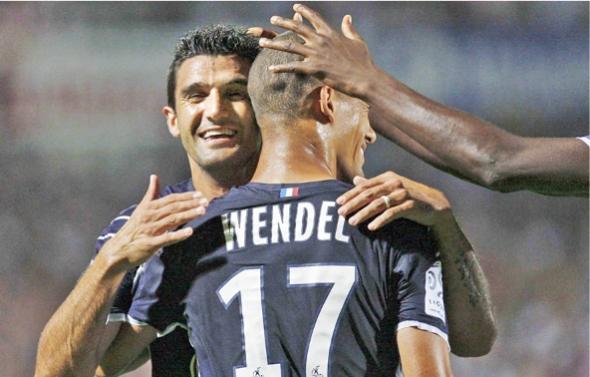 Wendel et Fernando