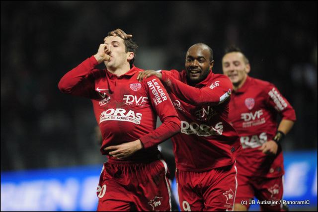 Foot: Dijon / Bordeaux – L1 – 19.11.2011