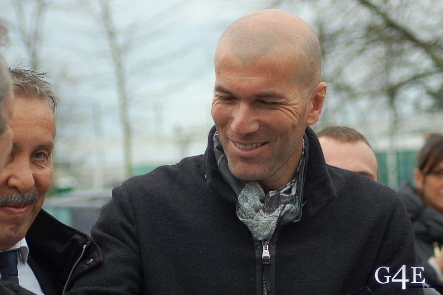 Zidane Girondins Haillan