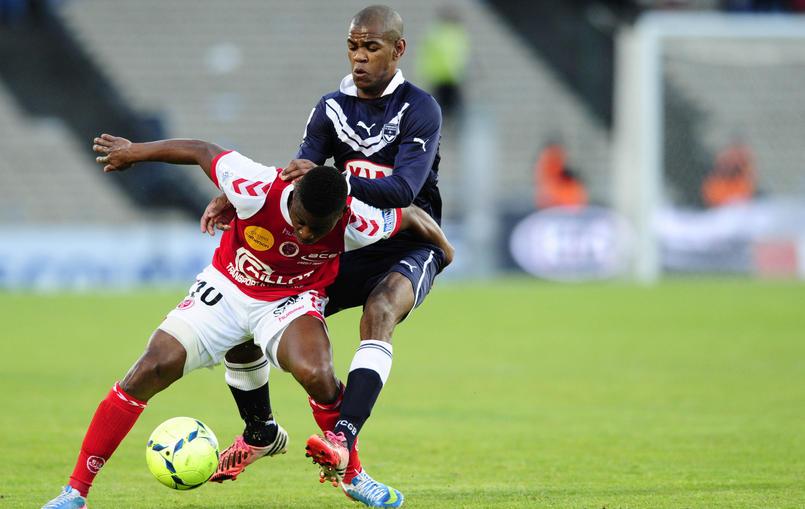FOOTBALL : Bordeaux vs Reims – 34eme journee de L1 – 27/04/2013