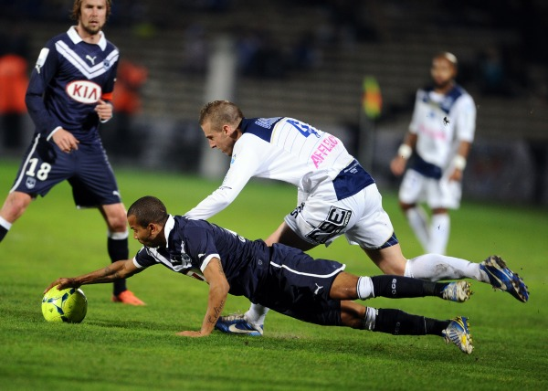 FOOTBALL – FRENCH CHAMP – L1 – BORDEAUX v TROYES