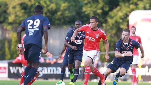 Benfica – Bordeaux : 3-3