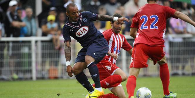 faubert amical evian