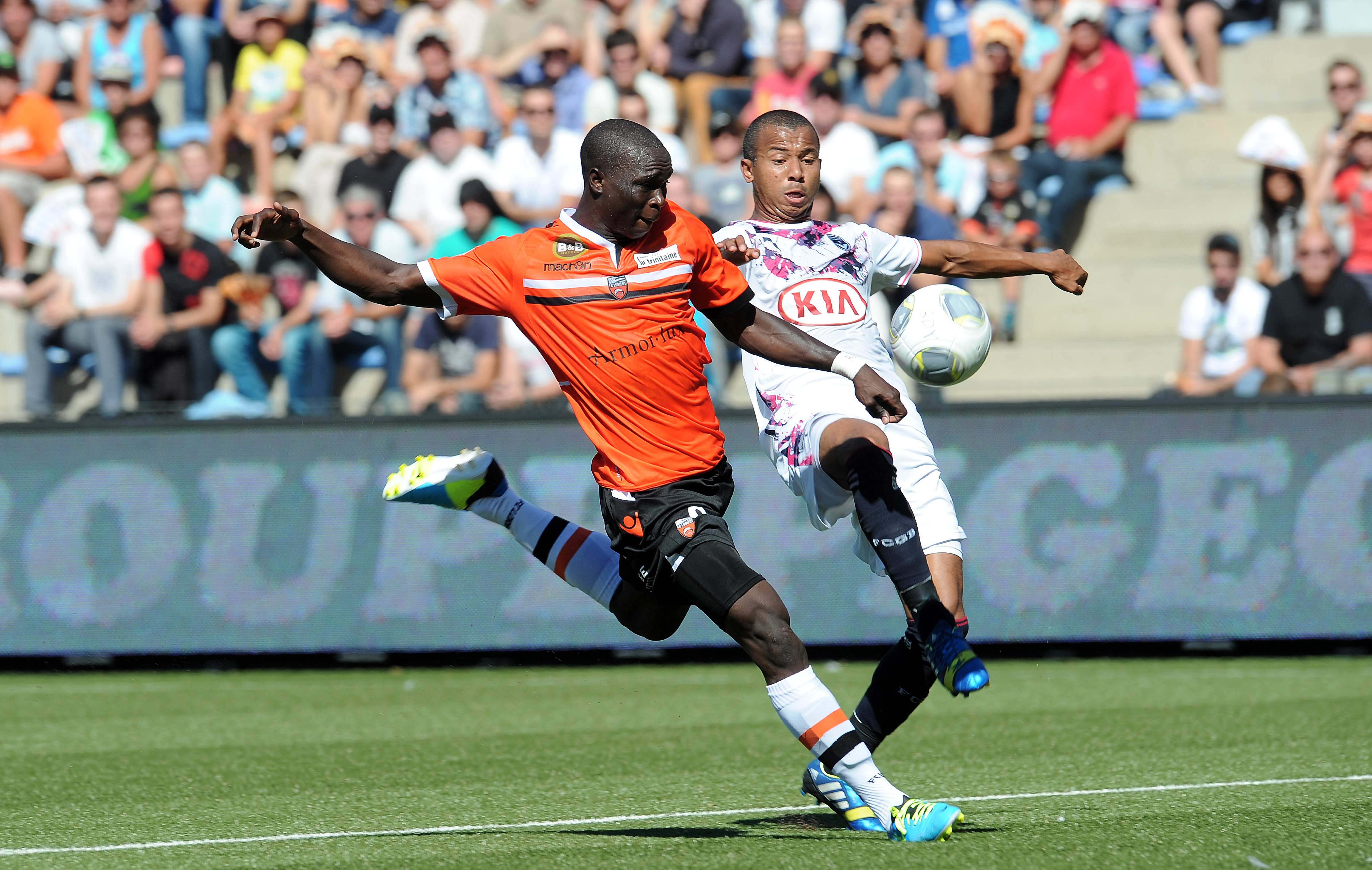 FOOTBALL : Lorient vs Bordeaux – Ligue 1 – 22/09/2013