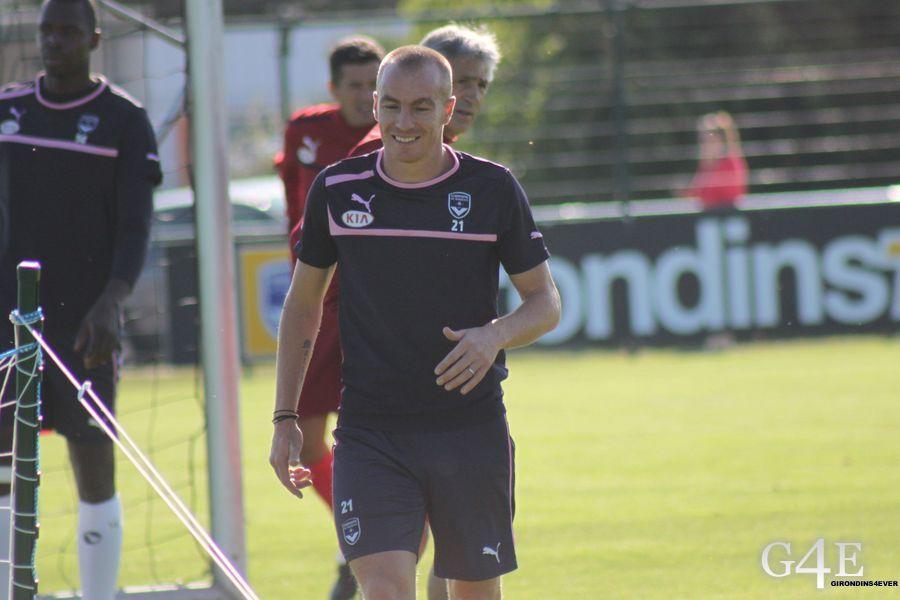 Matthieu Chalmé souriant