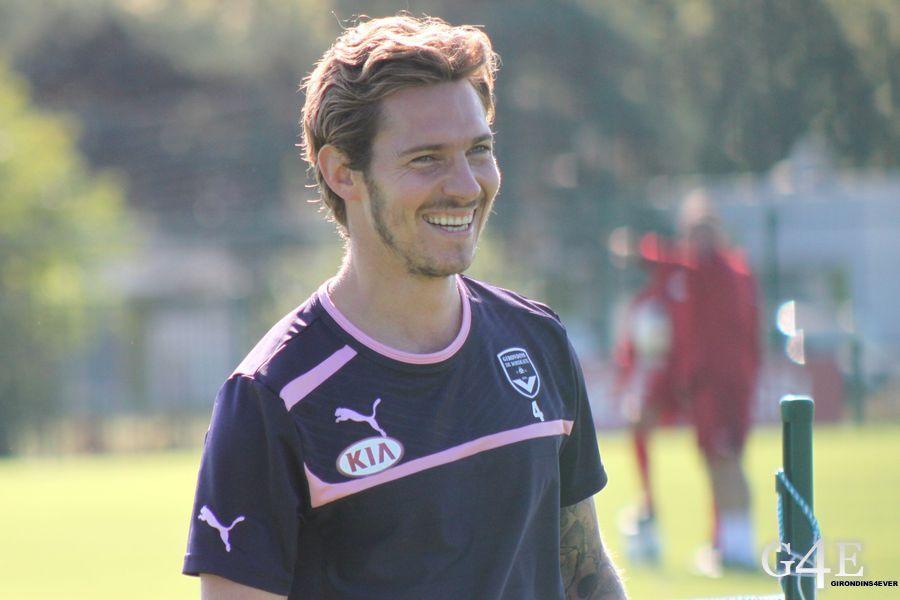 Ludovic Obraniak signe à Auxerre — Officiel