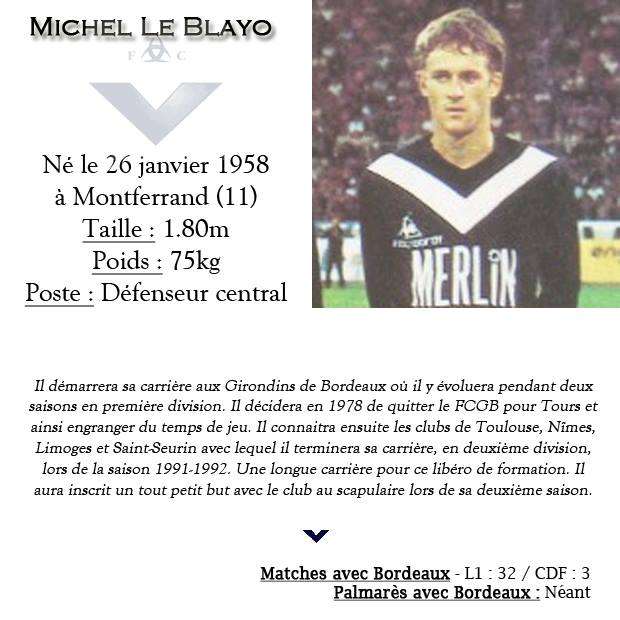 fiche Le Blayo