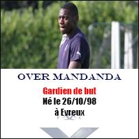 CFA Over Mandanda