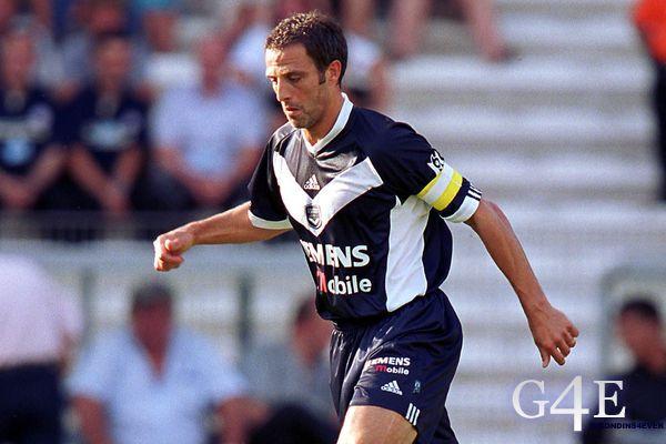 Alain Roche joueur Bordeaux 2