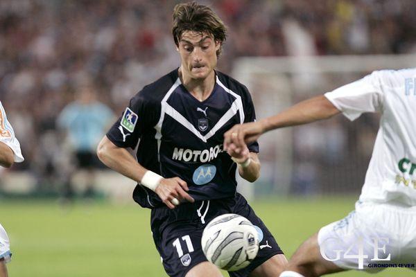Albert Riera joueur Bordeaux 2