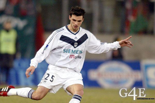 Matthieu Beda joueur Bordeaux