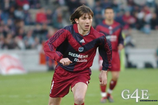 Albert Celades joueur Bordeaux