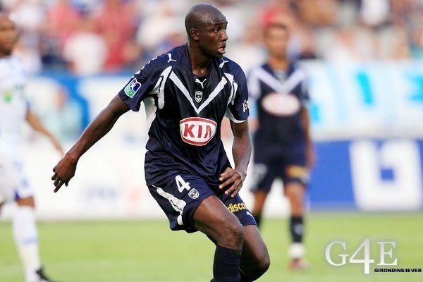 Alou Diarra joueur Bordeaux
