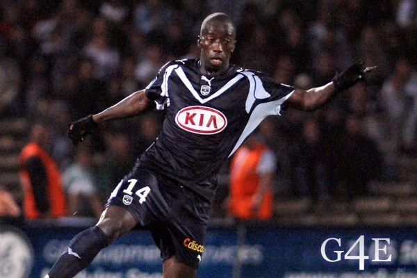 Souleymane Diawara joueur Bordeaux 2