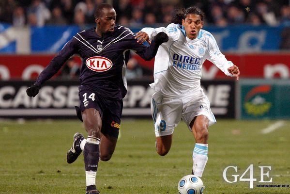 Souleymane Diawara joueur Bordeaux