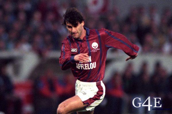 Didier Tholot joueur Bordeaux
