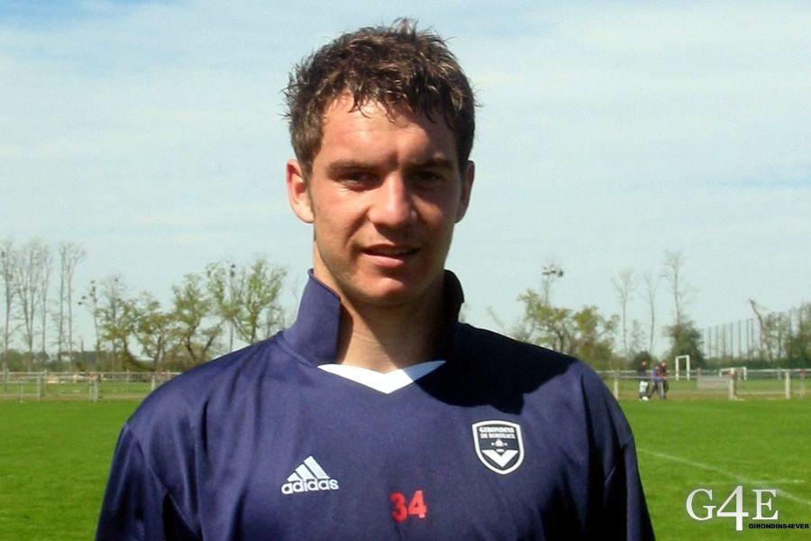 Erwan Quintin Girondins Bordeaux