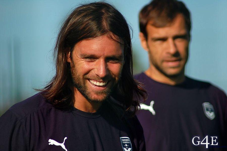 Fernando Cavenaghi Bordeaux sourire