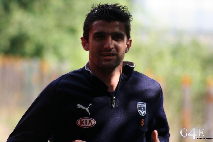 Fernando Menegazzo sourire footing