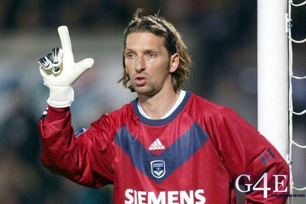 Frédéric Roux joueur Bordeaux