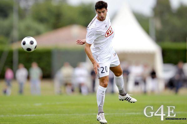Yoann Gourcuff joueur Bordeaux