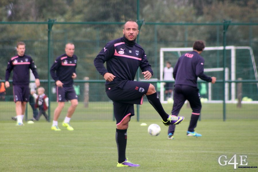 Faubert étirements