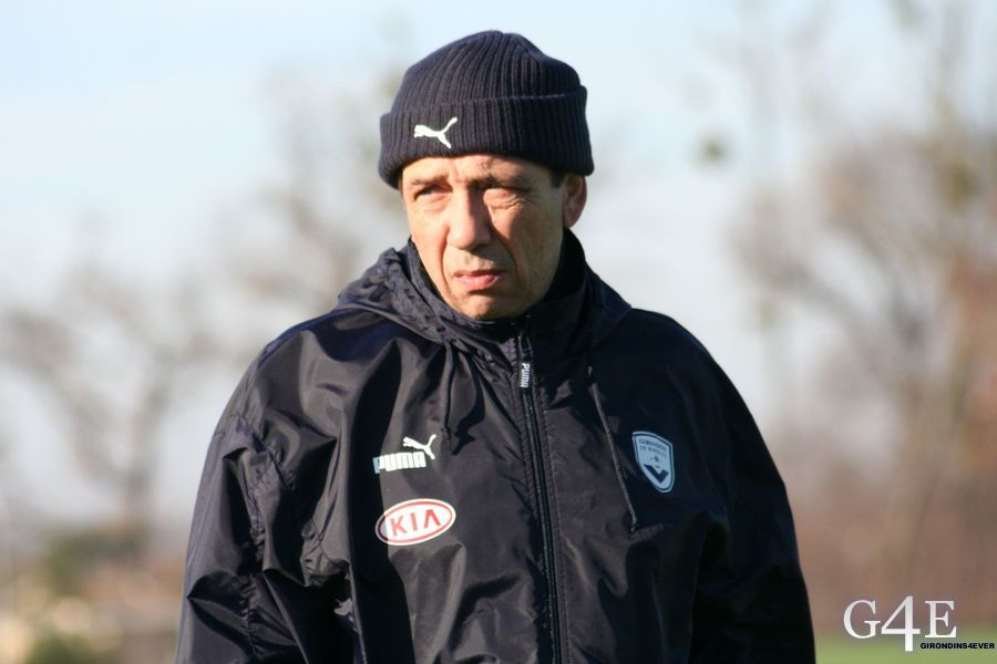 Jean Louis Gasset Bordeaux bonnet