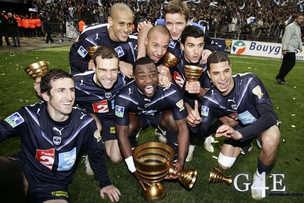 Cdl 50 me match pour les girondins girondins4ever - Coupe de la ligue 2013 14 ...