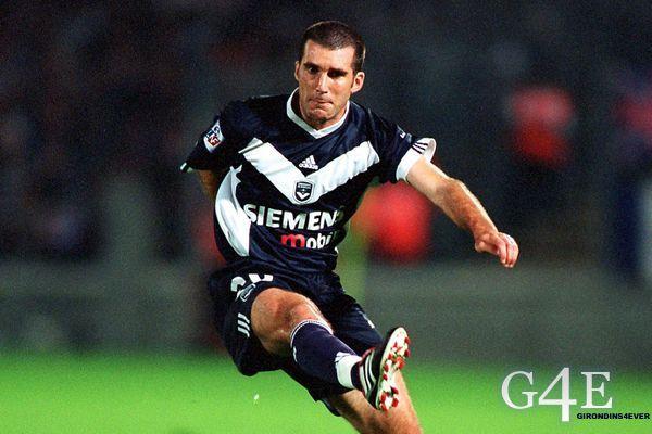 Laurent Batlles joueur Bordeaux