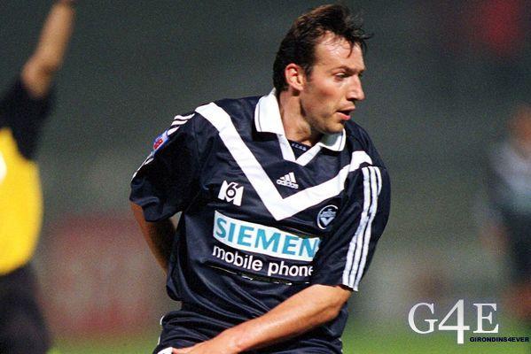 Marc Wilmots joueur Bordeaux (1)