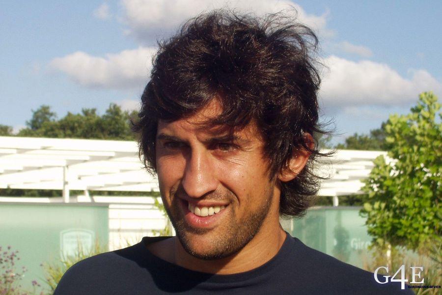Marco Caneira portrait profil Bordeaux