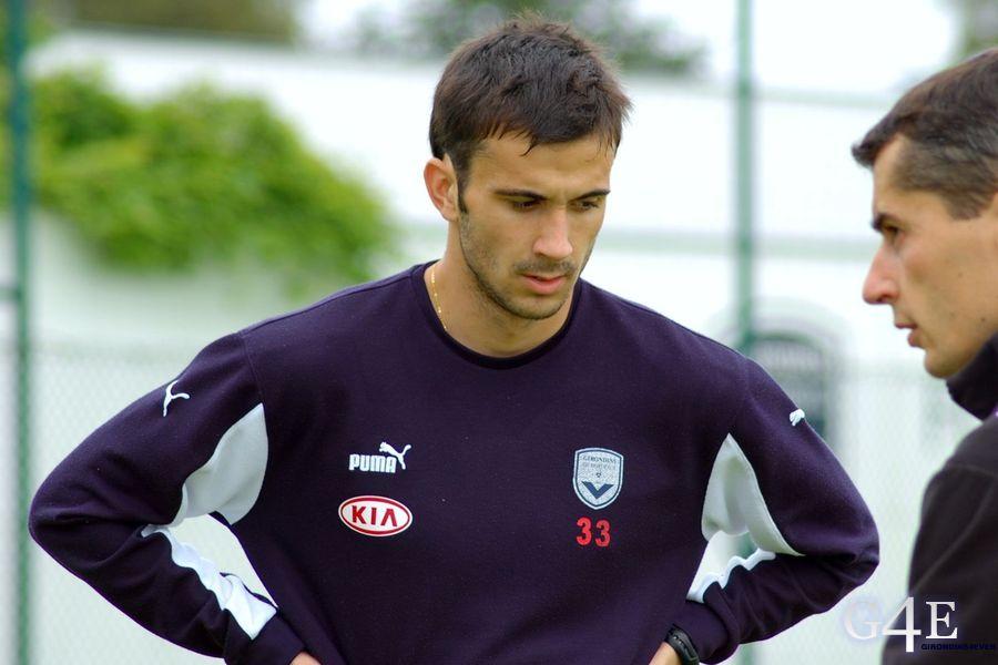 Matthieu Saunier entrainement Bordeaux (2)