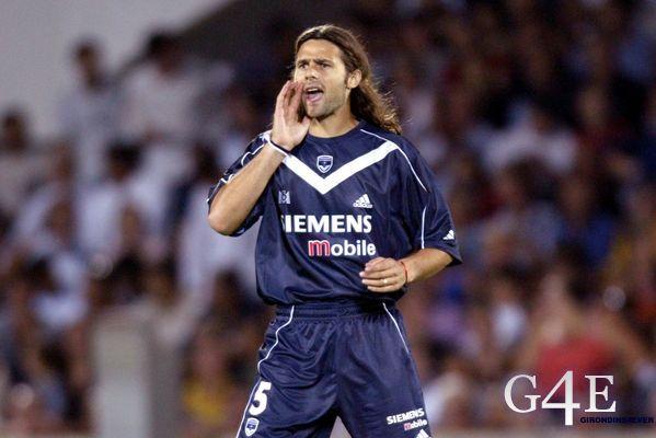 Pochettino joueur Bordeaux 2