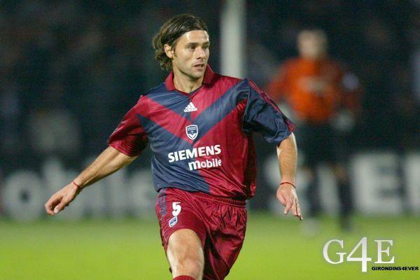 Pochettino joueur Bordeaux