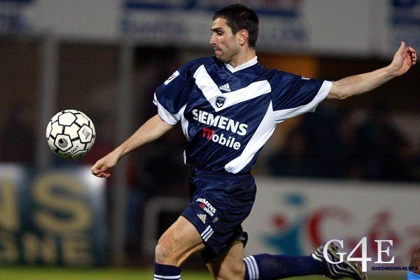 Pauleta joueur Bordeaux 2