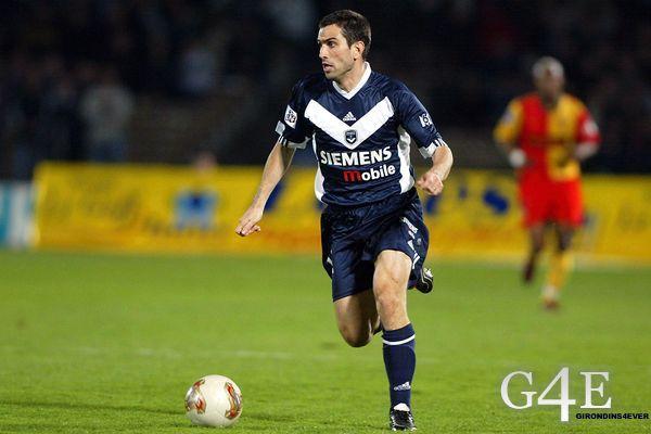 Pauleta joueur Bordeaux