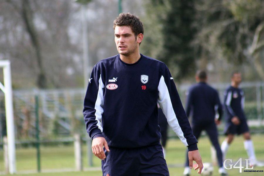 Pierre Ducasse entrainement Bordeaux