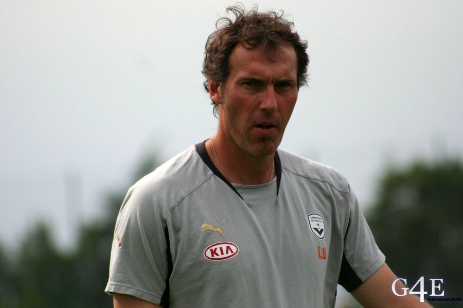 Regard Laurent Blanc Bordeaux