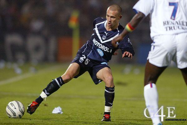 Renaud Cohade joueur Bordeaux