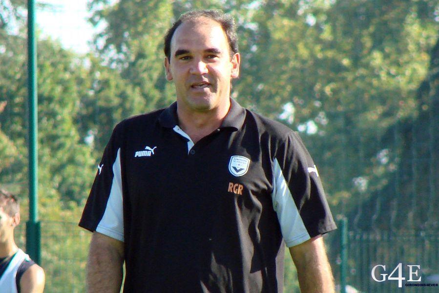 Ricardo Bordeaux souriant