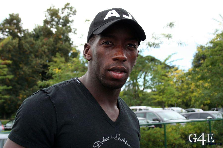 Souleymane Diawara portrait Girondins Bordeaux