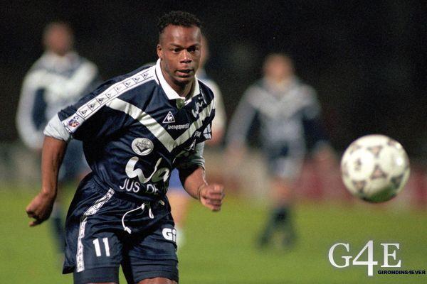 Sylvain Wiltord joueur Bordeaux