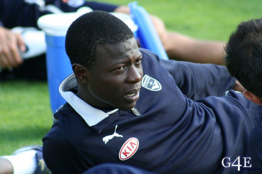 Ted Lavie Bordeaux Girondins Etirements