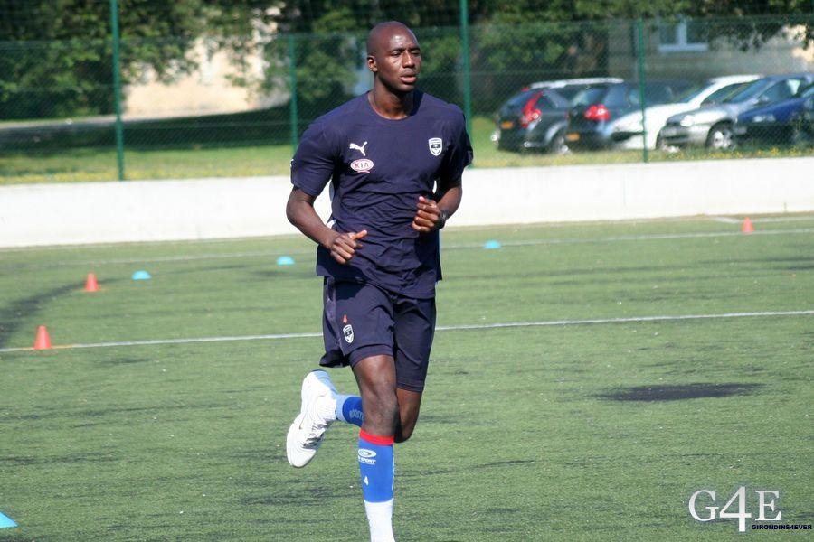 Tests Physiques Alou Diarra Bordeaux