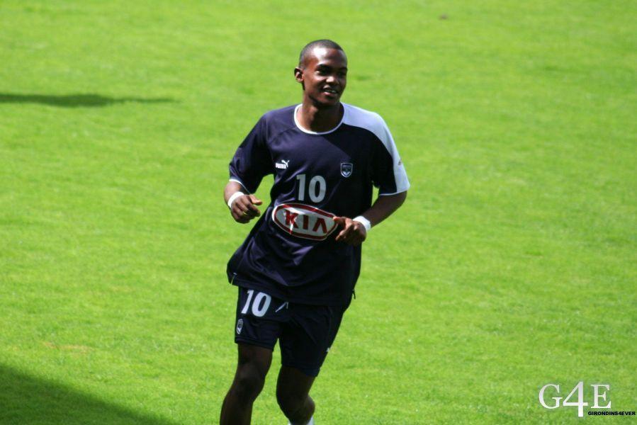 Wilfried Moimbe Girondins Bordeaux CFA
