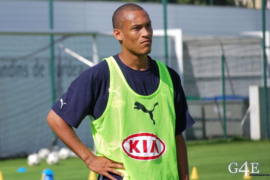 Yoan Gouffran entrainement Bordeaux