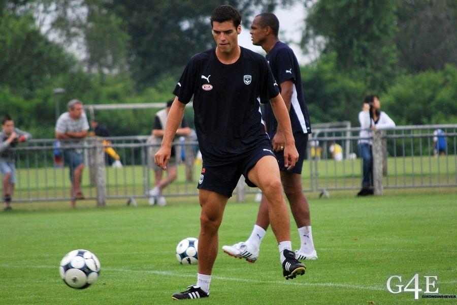 Yoann Gourcuff entrainement Girondins de Bordeaux (2)