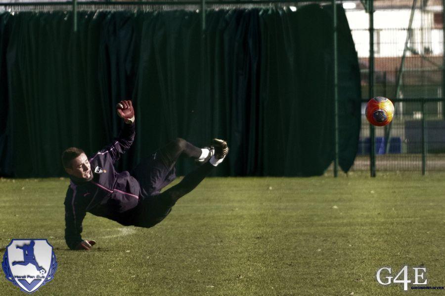 Jonathan Simon arrêt ballon