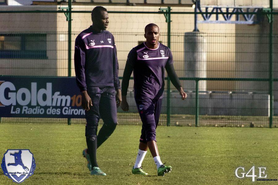 Diabaté et Maurice-Belay